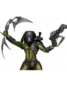 NECA PREDATOR SERIES 13 RENEGADE NEW IN BLISTER 2 PREDATORS NUOVO