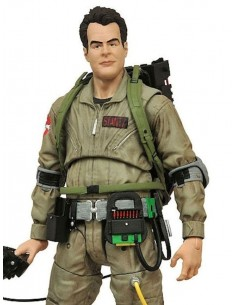 DIAMOND SELECT GHOSTBUSTERS SERIES 1 RAY STANTZ ACTION FIGURE NEW!