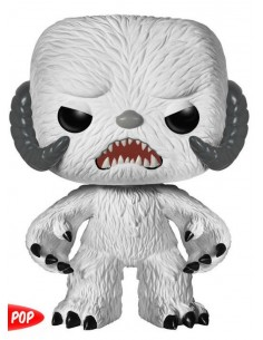 "FUNKO BOBBLE HEAD POP CULTURE STAR WARS WAMPA SUPERSIZE 6"" FIGURE NEW NUOVO"